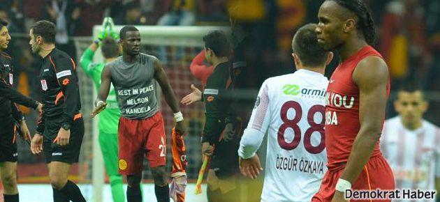 TFF, Drogba ve Eboue için kararını verdi!