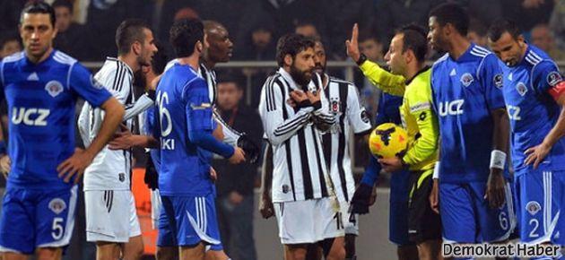 TFF Kasımpaşa-Beşiktaş maçı kararını verdi