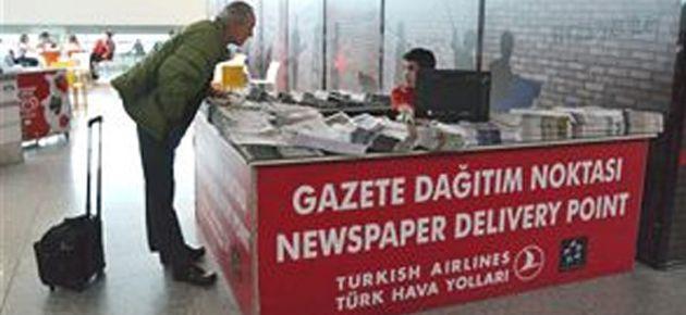 THY'den BirGün gazetesine yeni yasak