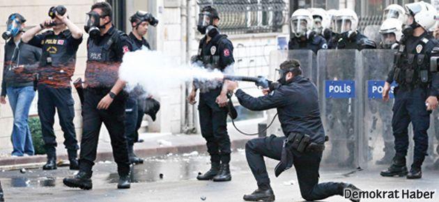 TİHV: Gaz kullanımı 'işkence' suçu