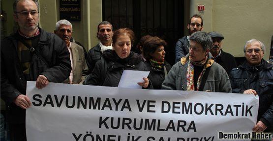 TİHV ve İHD, gözaltıları protesto etti
