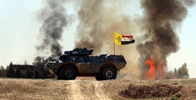 Tikrit'in merkezi IŞİD'den temizlendi