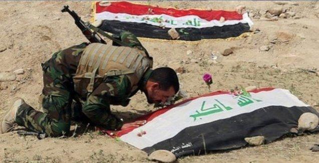 Tikrit'te toplu mezar bulundu, IŞİD'in katlettiği 470 kişinin cesedine ulaşıldı