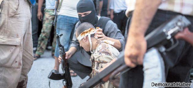 Time dergisinde Suriye'den infaz