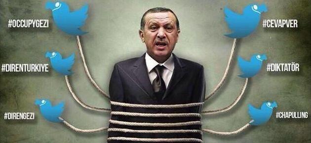 Times: Erdoğan kendisini gülünç duruma düşürdü