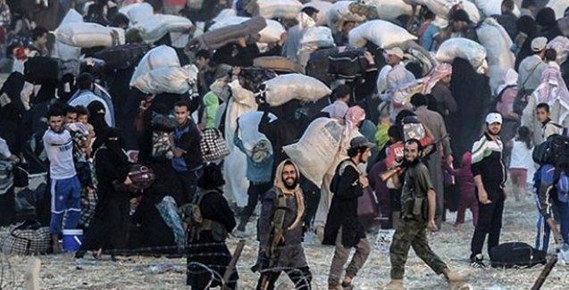Times: Tel Abyad'da yenilen IŞİD militanları Türkiye'ye kaçıyor