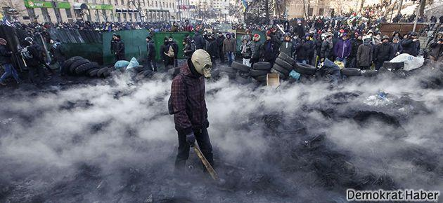 Times: Ukrayna bölünebilir