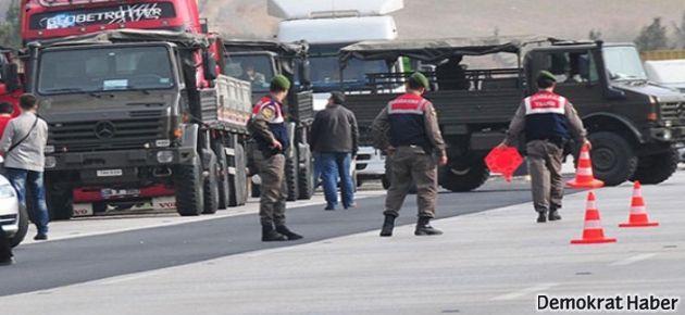 TIR'ları ihbar edenlere 'casusluk soruşturması' açıldı