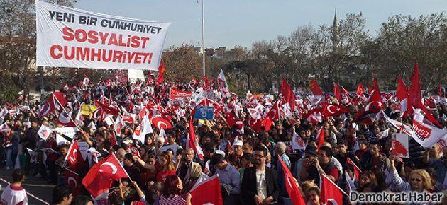 TKP'den Kadıköy'de 29 Ekim mitingi