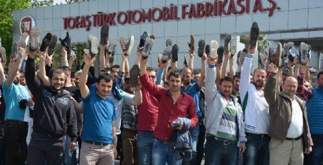 TOFAŞ işçileri patronun teklifini reddetti: Direnişe devam