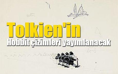 Tolkien'in Hobbit çizimleri yayımlanacak