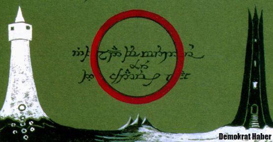 Tolkien'in kendi kitap tasarımları