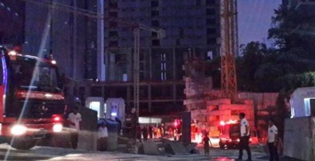 Torunlar: 'İnşaat sahasındaki tüm faaliyetler durduruldu'