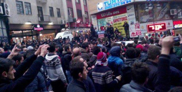 'Trabzon'da faşizme geçit vermeyiz'