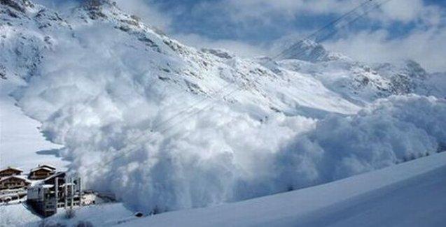 Meteoroloji'den 'çığ tehlikesi' uyarısı