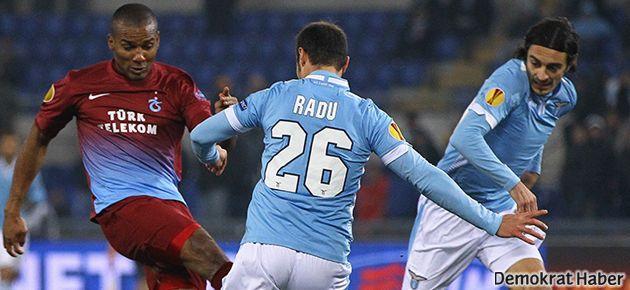 Trabzonspor Avrupa'da mağlubiyetsiz turladı