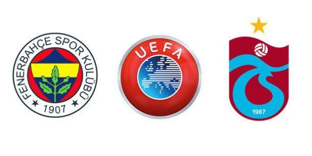 'Trabzonspor'u Avrupa'dan men edin'