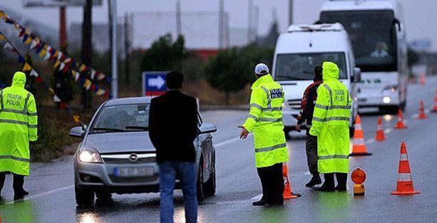 Trafikte 'makas' atana hapis cezası geliyor