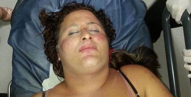 Trans kadına saldırı: Kandil günü sokakta işin ne!