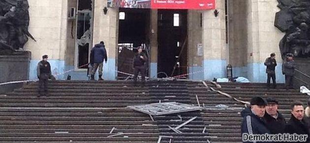 Tren istasyonunda patlama: 13 ölü