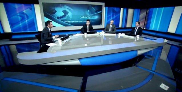 TRT'de spor programında bile Erdoğan ve 'Yeni Türkiye' propagandası