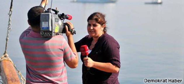 TRT muhabirine 'Berkin' sürgünü