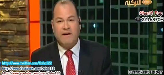 TRT spikerinden canlı yayında Erdoğan'a eleştiri