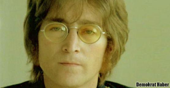 TRT'den John Lennon'a 'din' sansürü