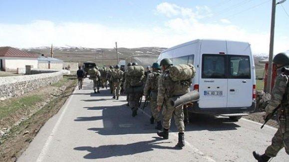 TSK: Ağrı'da 5 PKK'li öldürüldü