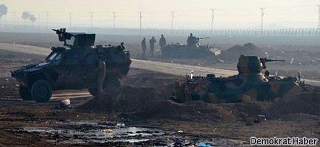 TSK, IŞİD  konvoyunu vurdu!