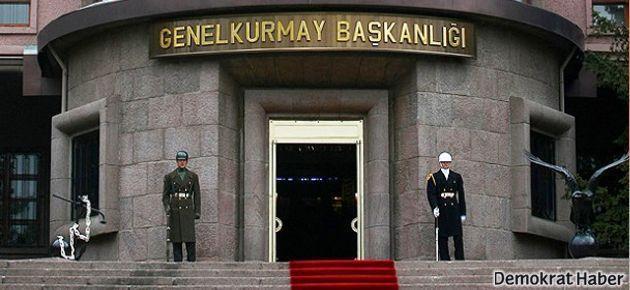 TSK'dan 'orduya kumpas' iddiası için suç duyurusu