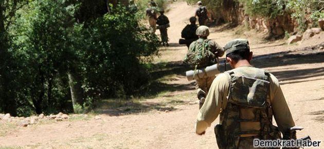 TSK'dan 'PKK askerlere saldırdı' iddiası