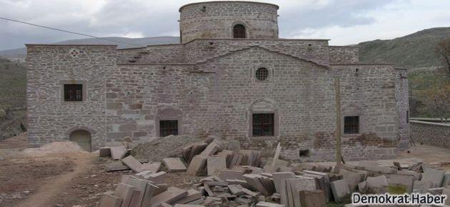 TSK'nın kilise ve manastırları ortaya çıkıyor