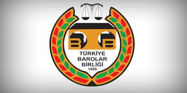 TBB: Avukatlar, hakim ve savcılara uygulanan tedbirlerin dışında bir işleme tabi tutulamaz