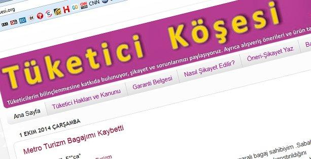 Tüketicileri Bilgilendirme Sayfası