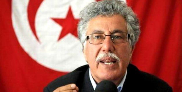 Tunus Halk Cephesi Sözcüsü Hammami: Tunus'ta Erdoğan'dan nefret ediyorlar