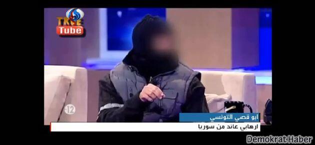 Tunuslu cihadçı: Maaşlarımızı Türk bankalarından alıyorduk