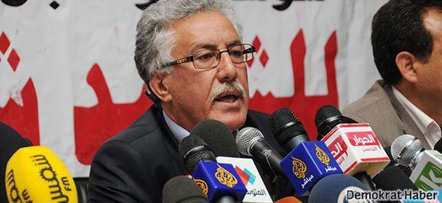 Tunus'ta Erdoğan'a tepki: Despotlarla yemek yemeyiz!