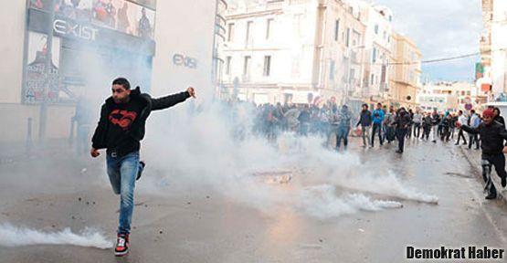 Tunus'ta genel grev