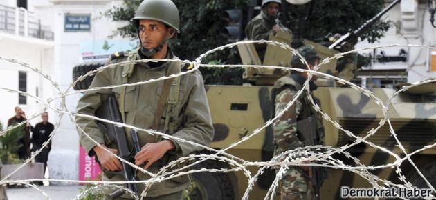 Tunus'ta İslamcı militanlara karşı operasyon