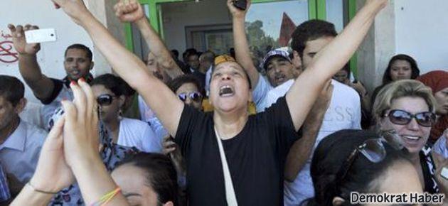 Tunus'ta sivil itaatsizlik çağrısı