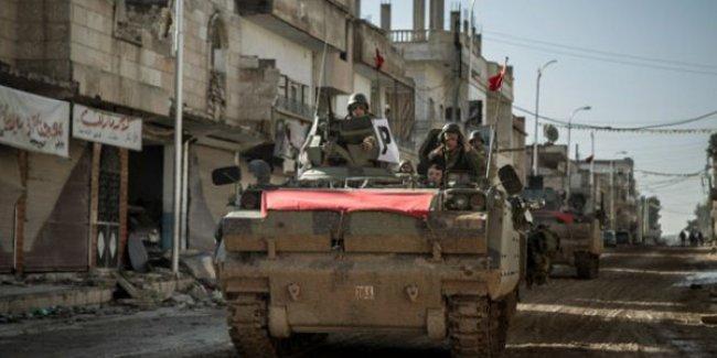 YPG  Komutanı: Şah Fırat Operasyonu'nu 4 gün önceden biliyorduk, 200 YPG'li katıldı