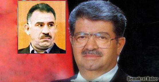 'Turgut Özal'ın Öcalan'la görüşmesi sonu oldu'
