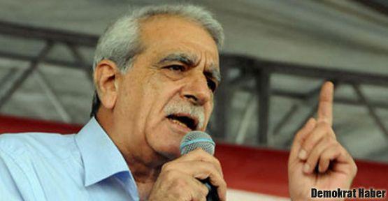 Türk: Acıların bitmesinin yolu ortak mücadele