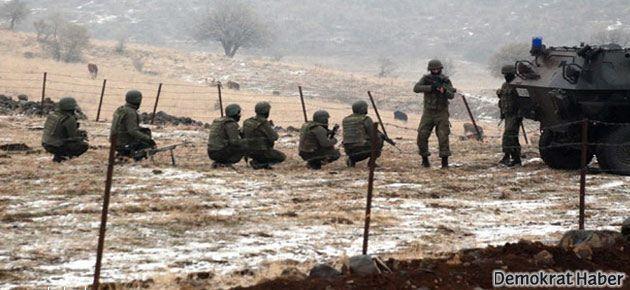 'Türk askeri Suriye'ye girebilir!' iddiası