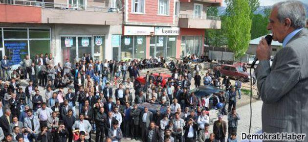 Ahmet Türk: Sıra siyasetçilerde