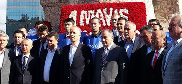 Türk-İş: İsteyen Taksim'e gelebilmeli