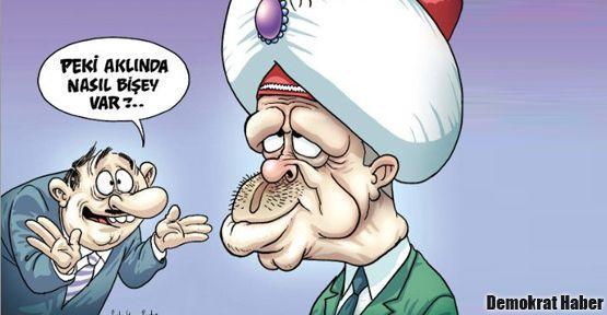 Türk usulü başkanlık Penguen'de