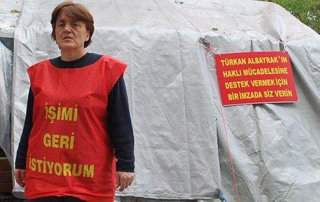 Türkan Albayrak işe iade davasını da kazandı