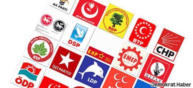 Türkçe dışında siyasi reklama izin yok